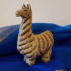 Llama with Deep Texture
